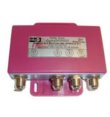 DN 2-Way DiSEqC Switch & Terre