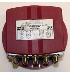 DN 4x2-Way/2out DiSEqC Switch