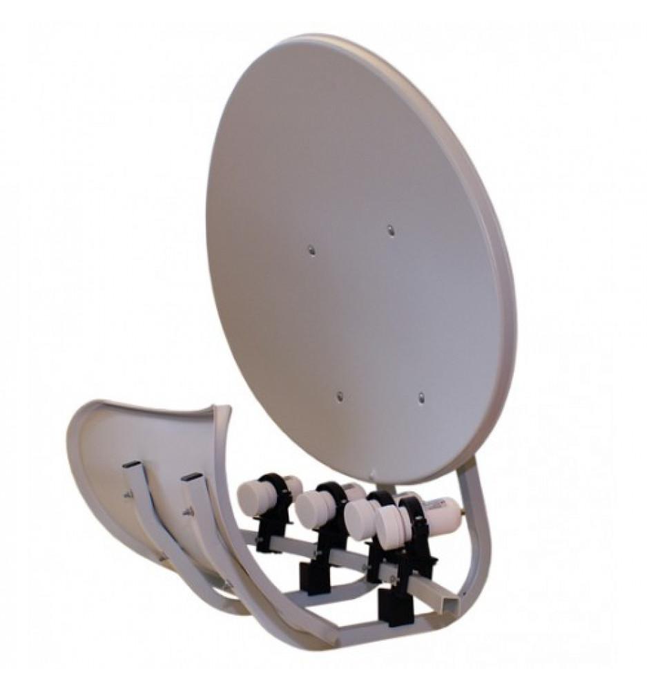 55cm toroidal parabol antenna