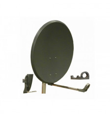80 cm Emme Esse Satellite + Universal Side Feeder