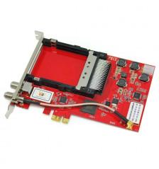 TBS6910 DVB-S2 Dual Tuner Dual CI PCIe-kort