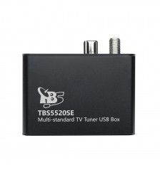 TBS5520SE Multi-standard TV Tuner USB Box