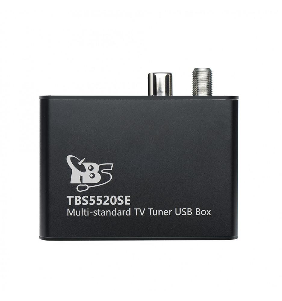 TBS5520SE Multi-standard TV Tuner USB Box