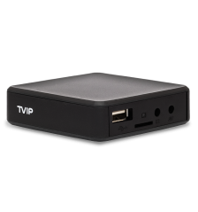TVIP S-Box v.615 4k WIFI Mediacenter ( Fri Frakt över hela sverige )