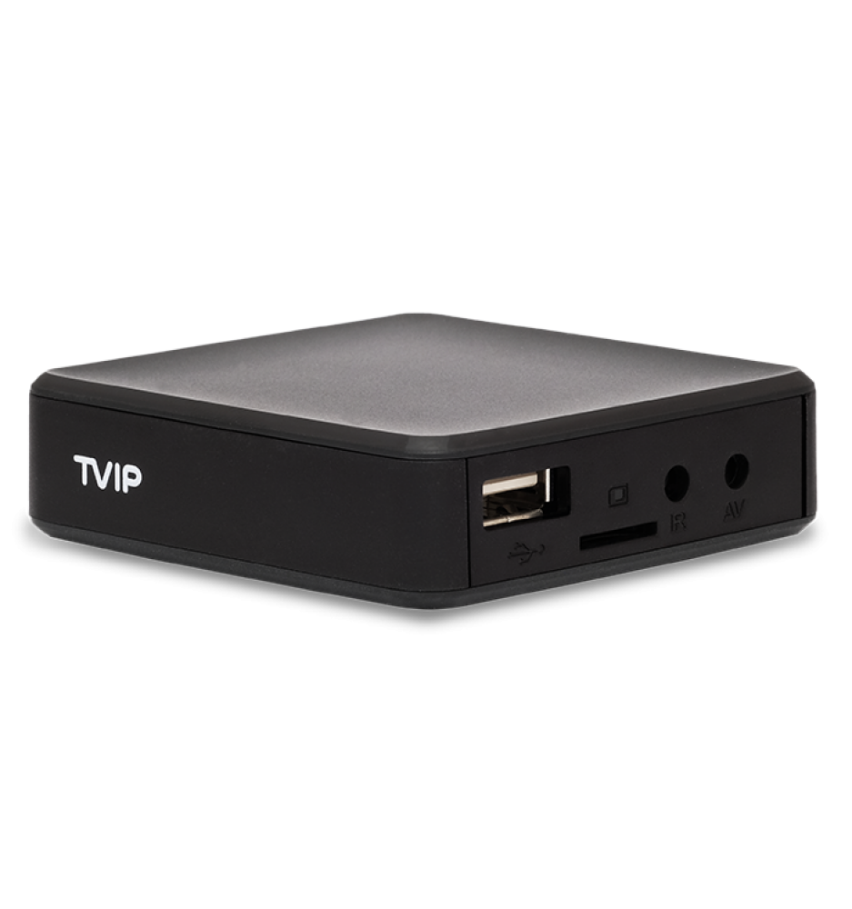 TVIP S-Box v.615 4k WIFI Mediacenter