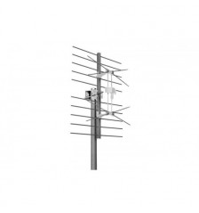 Panel antennas code 0K21PD and 0K38PD are produced with galvanized and painted grid reflector and Ø 4 mm