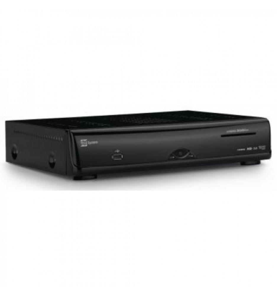 Digital TV Receiver Twin terrestrial HD Decoder 2x DVB-T