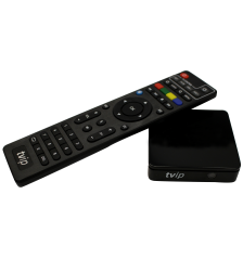TVIP S-Box v.415 SE- IPTV HD Box Android o Linux Med WiFi 2,4/5 GHz  ( Fri Frakt över hela sverige )