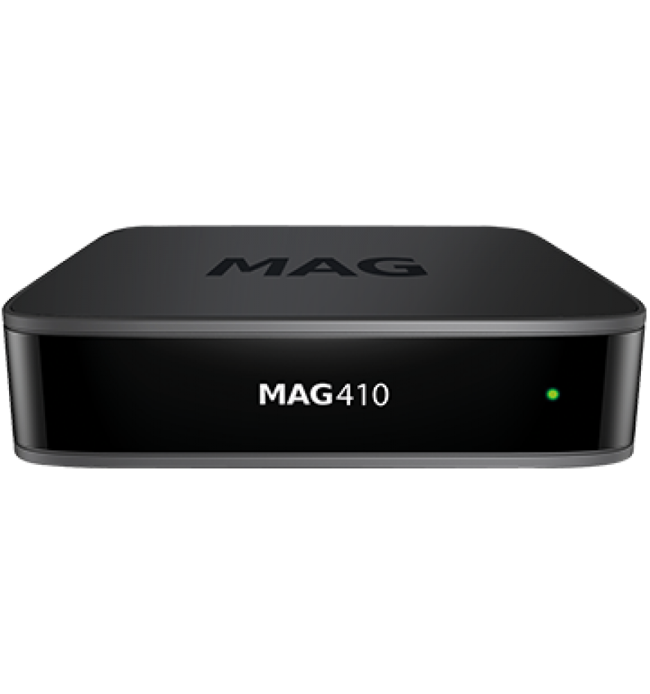 MAG410 - IPTV OTT Box (Original)